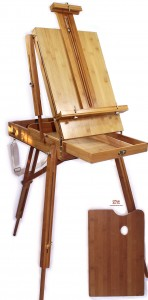 Painting-Easel