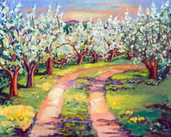 Cum Pictam Un Peisaj De Primavara In Stilul Impresionist