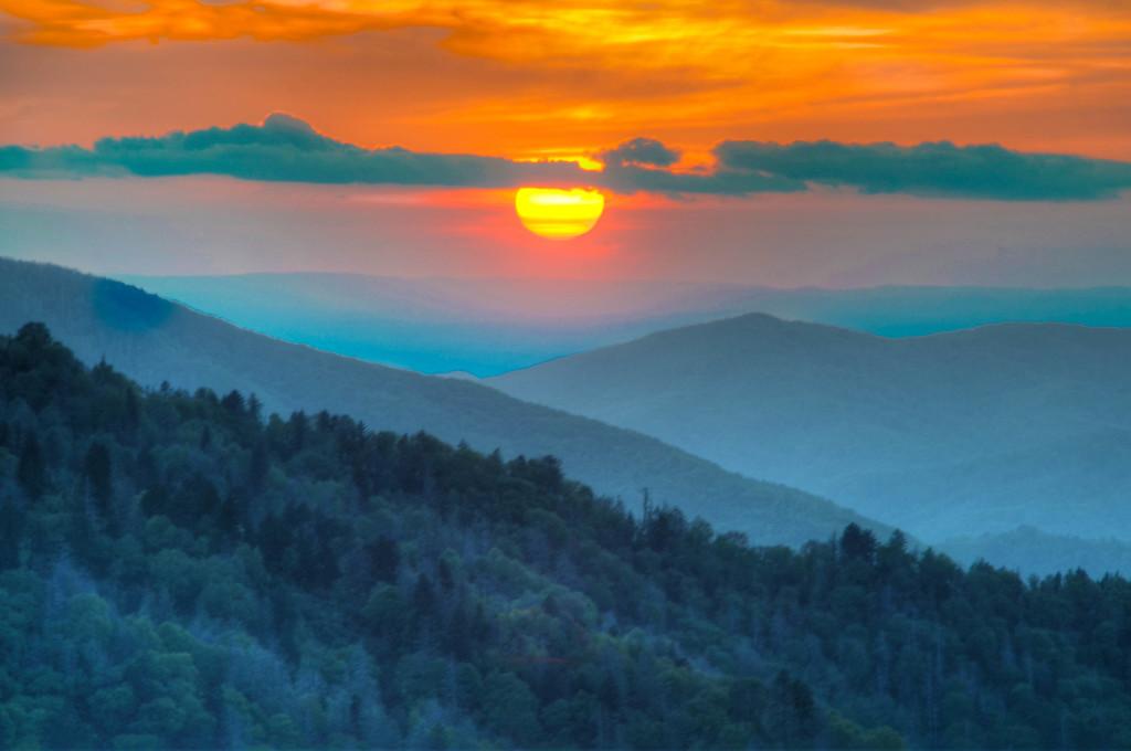 Morton-Sunset