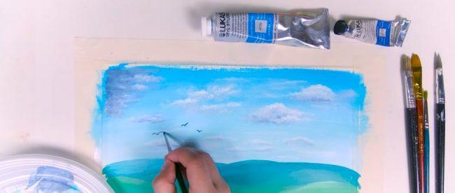 Cum Pictam Norii Curs Pictura